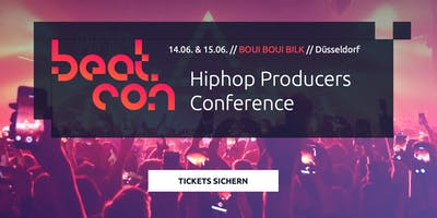 beatcon – Hiphop Producers Conference