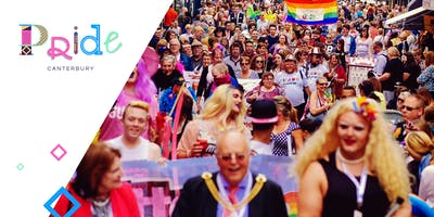 Pride Canterbury 2019 – Join the Parade