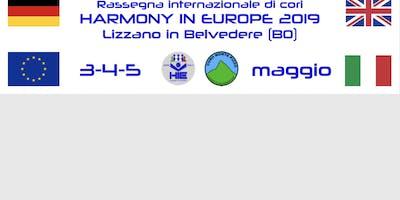 Armonie in Europa 2019