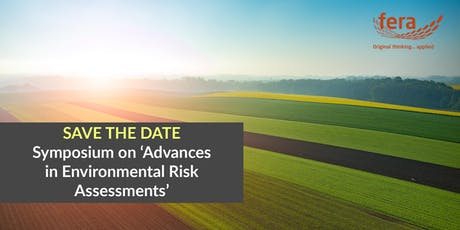 "SYMPOSIUM ON ""ADVANCES IN ENVIRONMENTAL RISK ASSESSMENTS"" tickets"