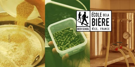 CRAFT BEER brewing workshop (in English) tickets