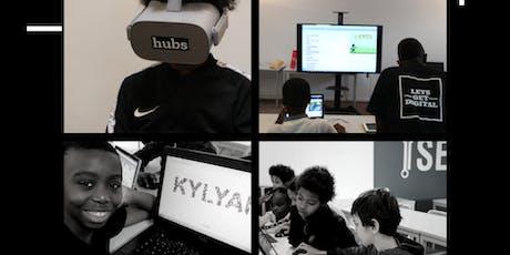 Digital Kids Camp Autumn Break/ Vacances D'automne billets
