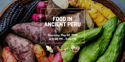 Food in ancient Peru