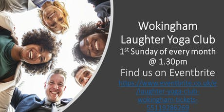 Laughter Yoga Club, Wokingham tickets
