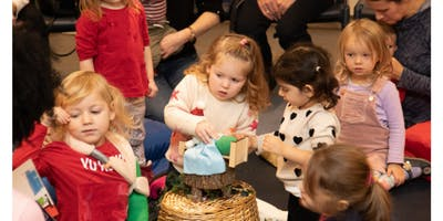 Green Bean Storytime At Knutsford Library
