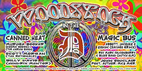 """Woodstock In The """"D"""" 50th Anniversary of Woodstock Celebration tickets"""