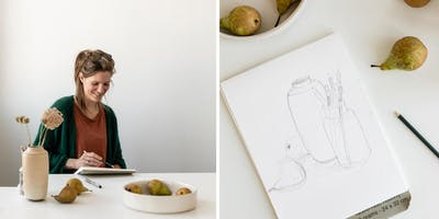 Workshop: How to create, capture and draw a stilllife setting