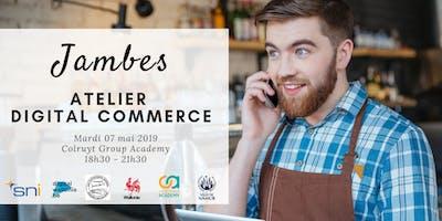 Atelier Digital Commerce - Jambes