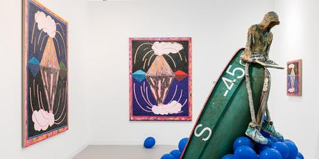 Tour of Frieze London - with Ali Cohen at 15:00 tickets