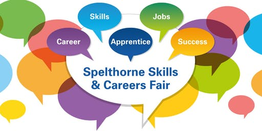 Spelthorne Skills & Careers Fair/Exhibitors Stands Bookings