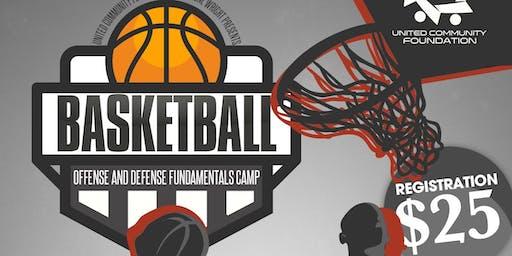 United Community Foundation's Basketball Camp