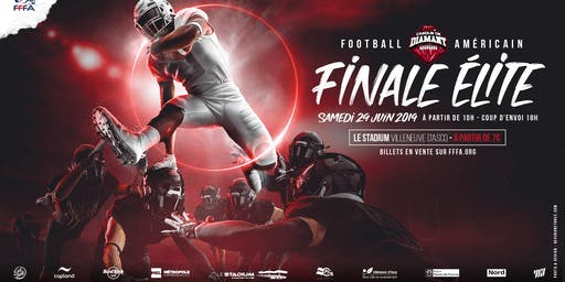 FINALE 2019 DU CHAMPIONNAT DE FRANCE ELITE DE FOOTBALL AMERICAIN