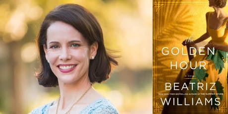 A Luncheon with New York Times Bestselling Author Beatriz Williams tickets