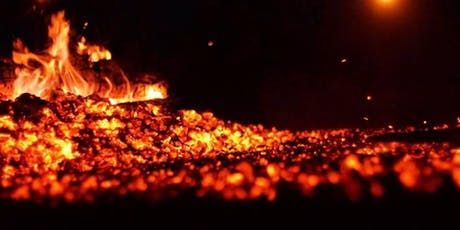 Feel the heat beneath your feet - Fundraising Firewalk tickets