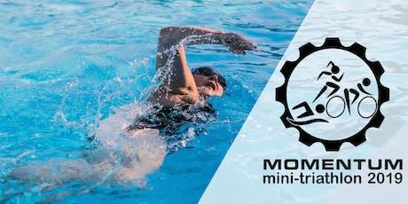 Momentum Mini-Triathlon 2019 billets