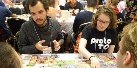 ProtoTO 2019: Toronto's tabletop game design convention tickets