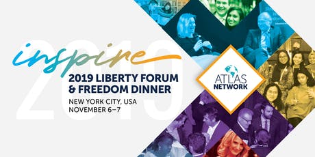 Liberty Forum and Freedom Dinner 2019 tickets
