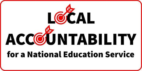 Local Accountability for Labour's National Education Service tickets