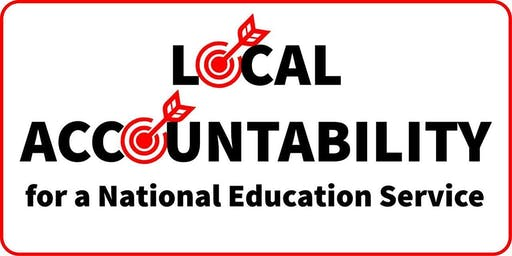 Local Accountability for Labour's National Education Service