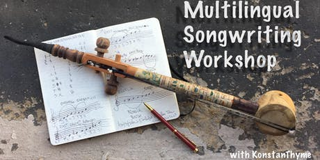 Multilingual Songwriting Workshop Tickets