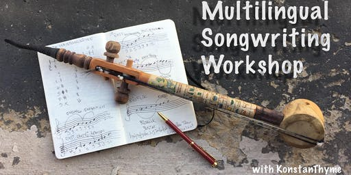 Multilingual Songwriting Workshop
