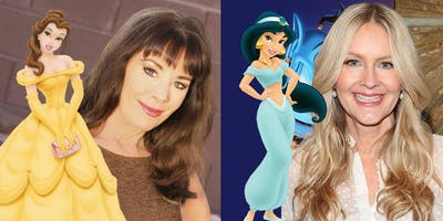 Give Kids The World Presents: An Evening with Paige O'Hara & Linda Larkin