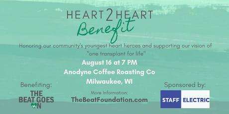 Heart 2 Heart Benefit tickets