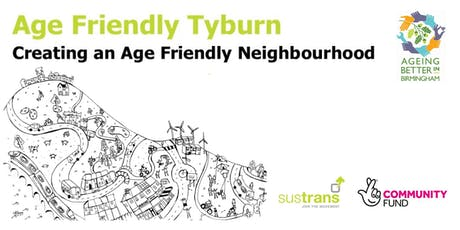 Age Friendly Tyburn Audit Report Launch tickets