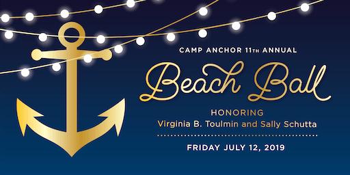 11th Annual Anchor Beach Ball