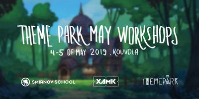 Theme Park MAY workshops 2019