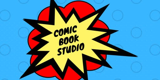 Youth Art Lab | Kids Comic Book Studio