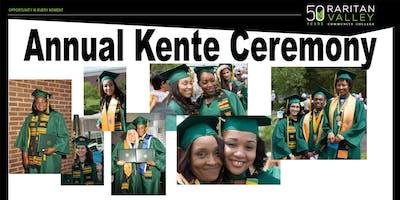 Raritan Valley Community College's Kente Ceremony