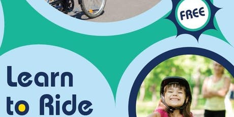 Learn to Ride - 1 hour training session to cycle with stabilisers tickets