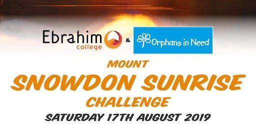 Snowdon Sunrise Challenge