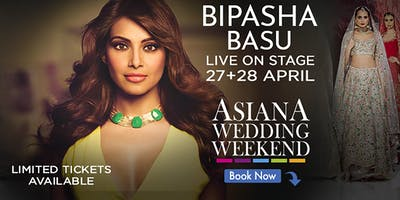 Asiana Wedding Weekend - 27 & 28 April 2019