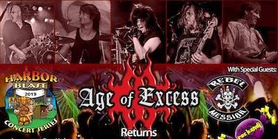 Harbor Blast presents Age of Excess with Rebel Messiah & RocKandi