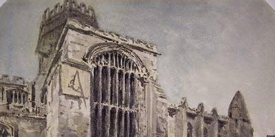 PUBLIC LECTURE: Petit's Architectural writing