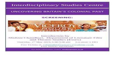 Uncovering Britain's Colonial Past - Movienight