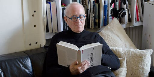 Join Sir Peter Cook at the June RIBA Book Club