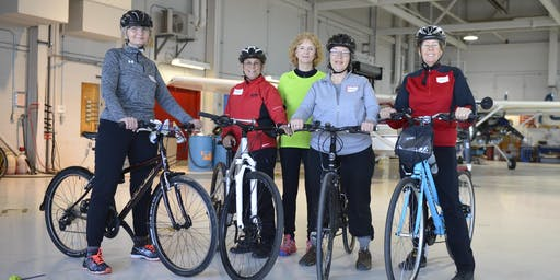 55+ Women-only Cycling Skills