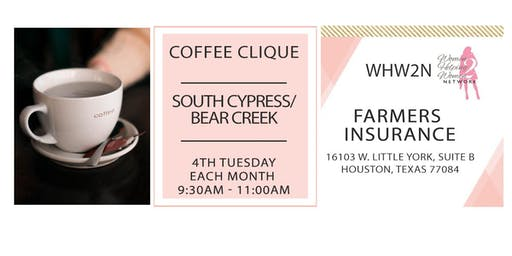 WHW2N - Coffee Clique® - Bear Creek