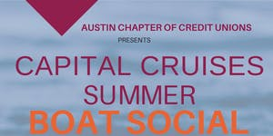 ACCU - Capital Cruises Summer Boat Social