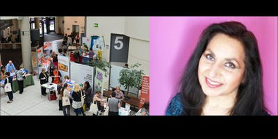 Partnership working and poetry showcase (featuring Imtiaz Dharker)