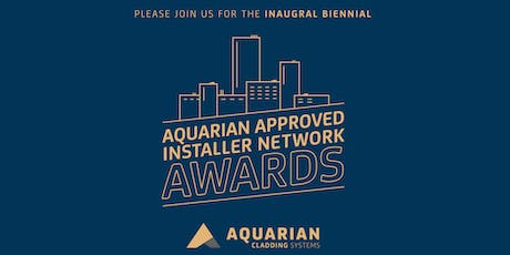 Aquarian Cladding Systems - Approved Installer Awards tickets