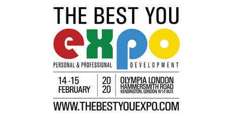 The Best You Expo 2020, London tickets