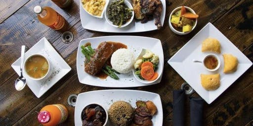 Father's Day Farm to Table Dinner at Beach House Caribbean (1pm Seating)