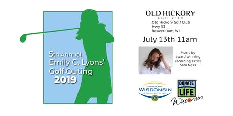 Emily C. Lyons' 5th Annual Golf Outing tickets