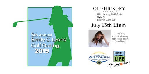 Emily C. Lyons' 5th Annual Golf Outing
