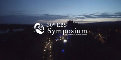 30th EBS Symposium tickets