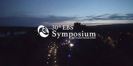 30th EBS Symposium Tickets